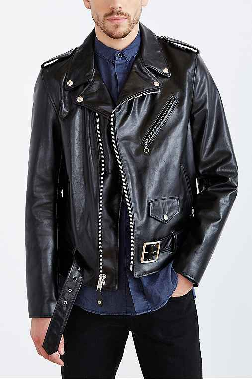 Perfecto Schott Leather Jacket