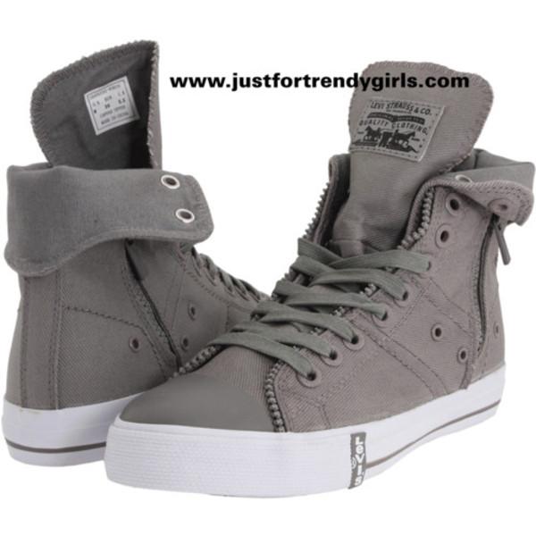 shoes levi's