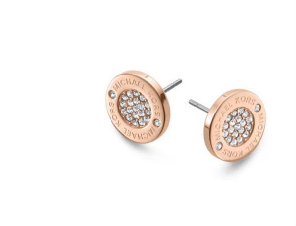 jewels rose gold ear michael kors