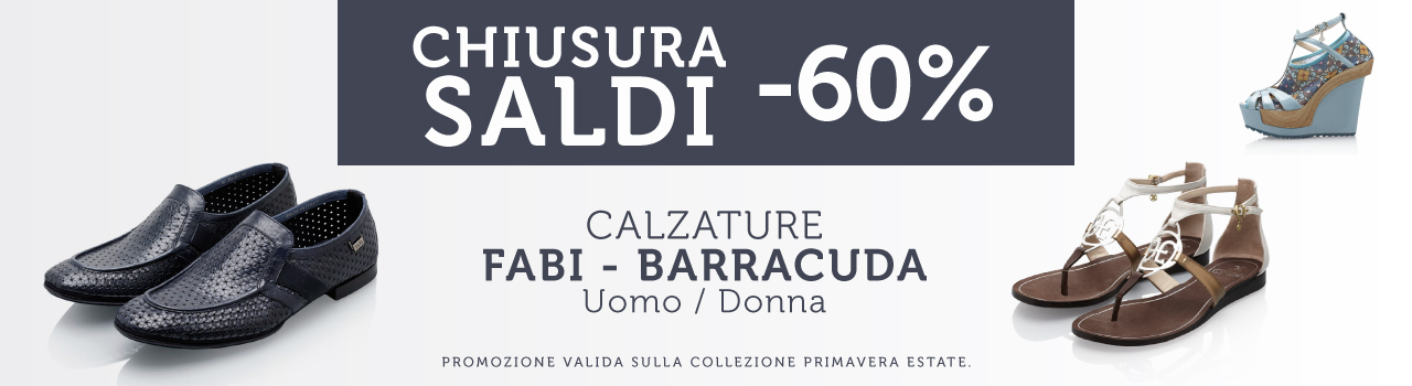 Calzature Uomo Donna, Borse e Accessori - Fabi Boutique