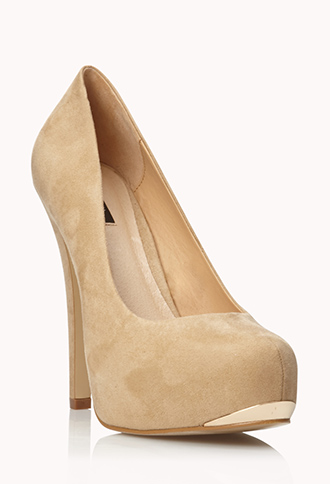 Soiree Platform Pumps | FOREVER 21 - 2062044261
