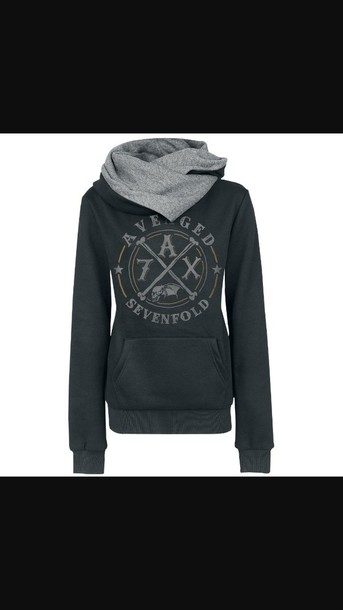 sweater avenged sevenfold sweater