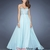 Beautiful Strapless Sweetheart Beadings Chiffon Prom Dress PD11647