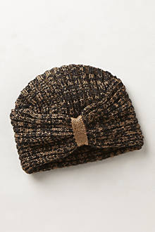 Bonnet turban Pezenas - anthropologie.com