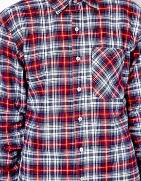 American Apparel   American Apparel Check Shirt at ASOS