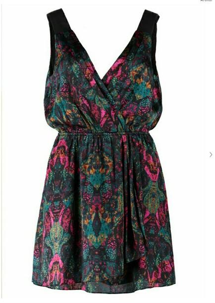 dress color dress little dress dress mini dress short dress colorful dress floral dress summer dress ethnic dress ethnic
