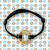 Bracciali con nome - Braccialetto personalizzato con la scritta - un prodotto unico di SheBijou su DaWanda