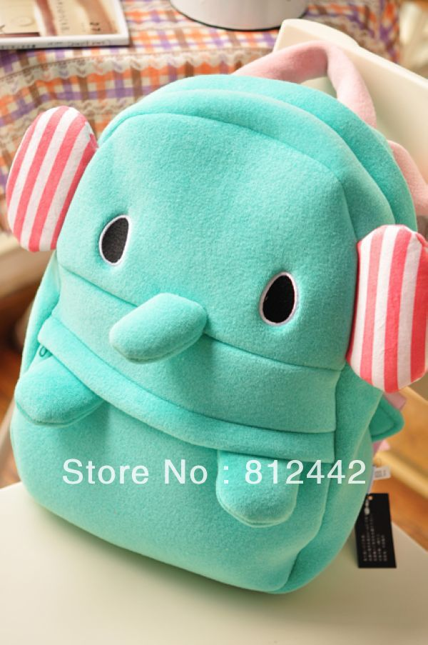 FREE SHIPPING lovely fashion women plush toys doll  ELEPHANT sentimental circus backpack travel bag for girl CHRISTMAS GIFT-in Stuffed & Plush Animals from Toys & Hobbies on Aliexpress.com