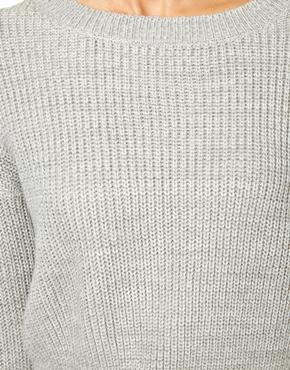 ASOS   ASOS Cropped Sweater at ASOS