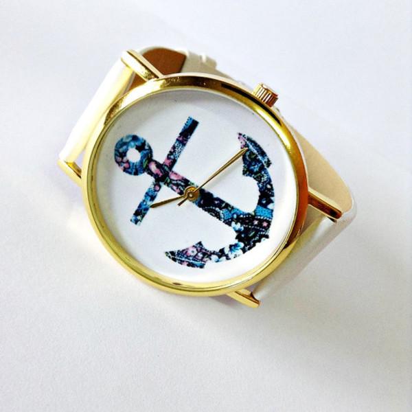 jewels anchor freeforme watch