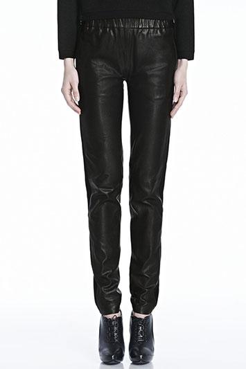 Masako Leather Pant | J Brand