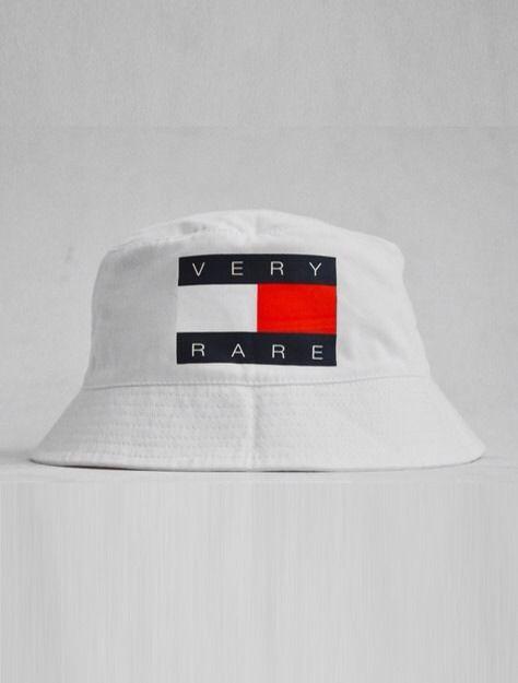 Very RARE White Bucket Hat   eBay