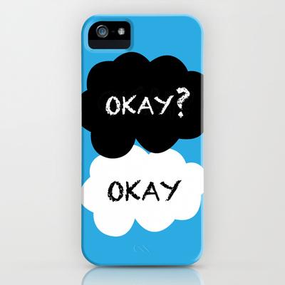 TFIOS - Okay iPhone & iPod Case by Ashleigh | Society6