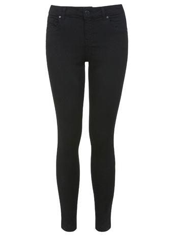 Black Ultra Soft Jean - Jeans & Denim  - Clothing  - Miss Selfridge
