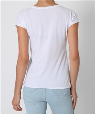 THE PERFECT TEE WHITE | Tees   Singlets | Clothing | Shop Womens | General Pants Online