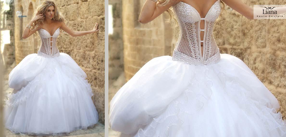 Cinderella and shiny   - liana haute couture