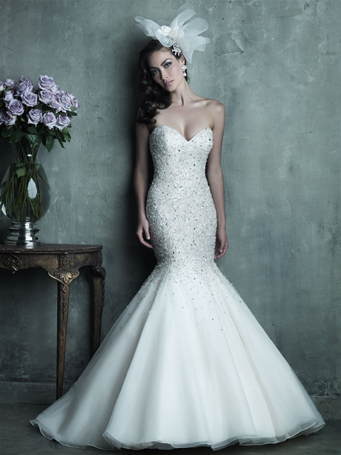 Allure Bridals: Style: C286