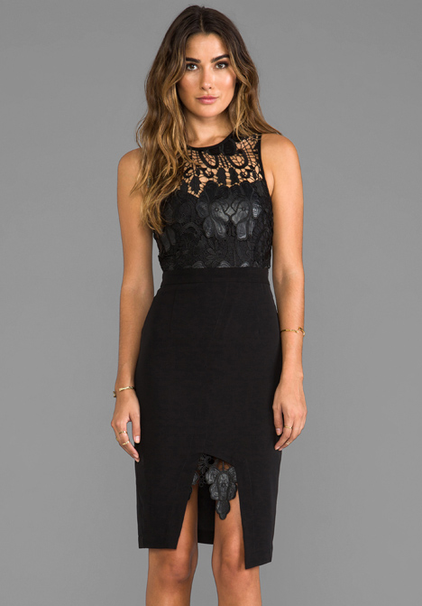 STYLE STALKER TLC Dress in Black at Revolve Clothing - Free Shipping!