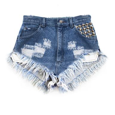 Hipster 420 XL Shorts - Arad Denim