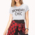 Casual Monday Chic Crop Top | FOREVER21 - 2000091152