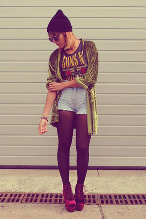 Vintage Shorts - How to Wear and Where to Buy   Chictopia