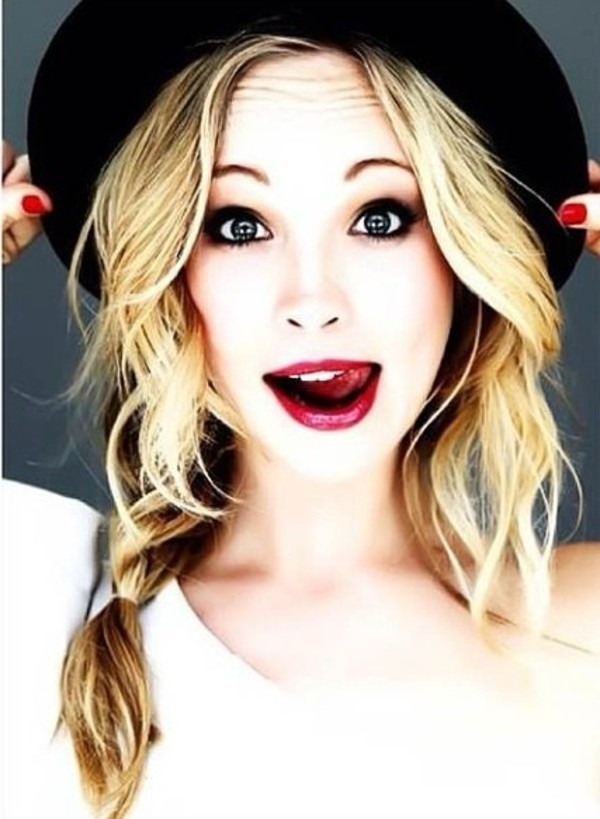 hat the vampire diaries candice accola