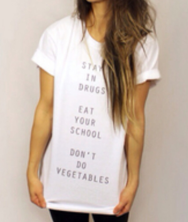shirt t-shirt jeans quote on it white