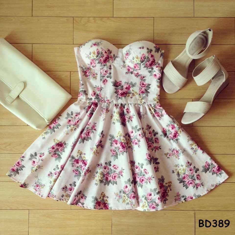 Penelope Multi Color Bustier Dress with Adjustable Straps Size XS s M | eBay