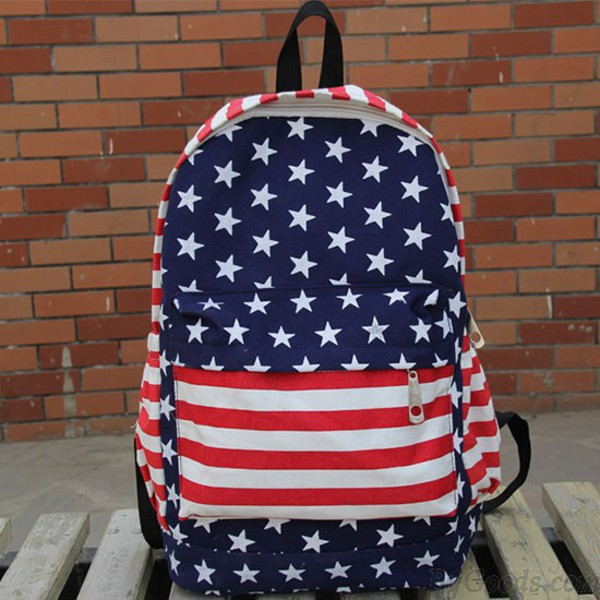 bag backpack july 4th usa