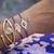 DIY Sliding Knot Bracelet – Honestly WTF