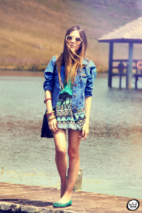 fashion coolture shirt skirt jacket bag