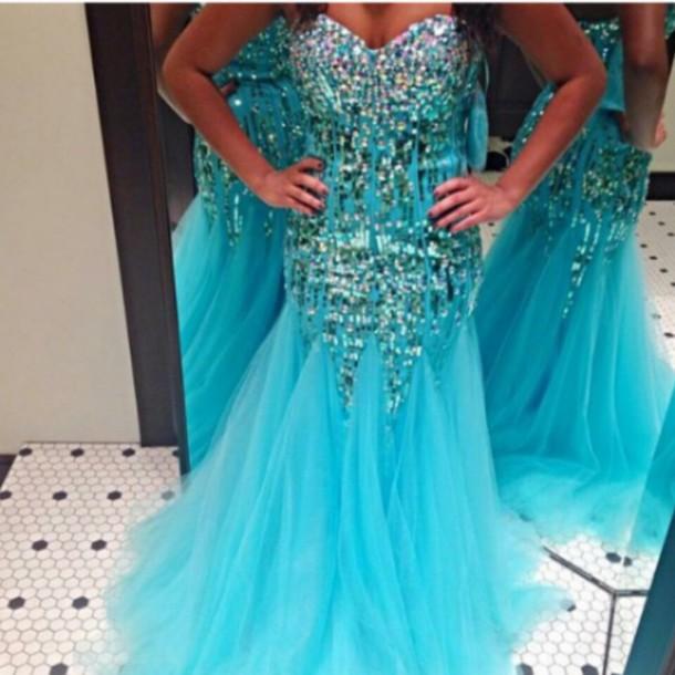 dress prom dress blue dress prom