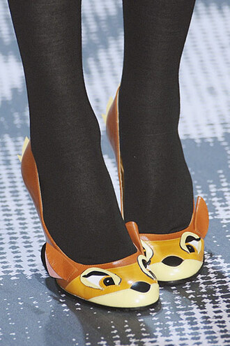 shoes bambi disney shoes ballerine