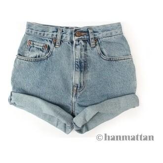 shorts short tall jeans denim vintage levis denim denim shorts