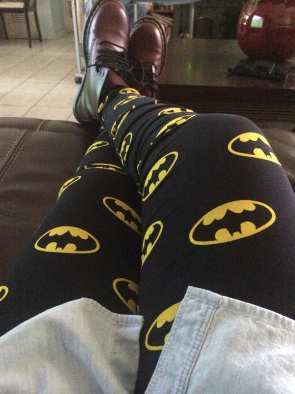 leggings batman leggings