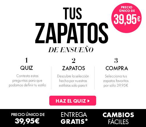 Zapatos de mujer, comprar zapatos online - JustFab.es