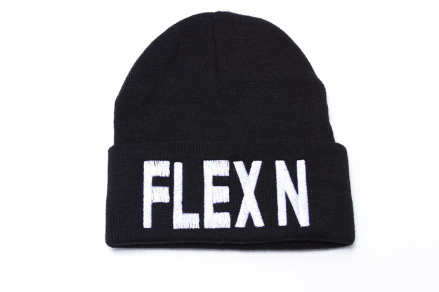 FLEX N Beanie(Pre order) - sorellaBoutique - Sorella Boutique ($16.00) - Svpply