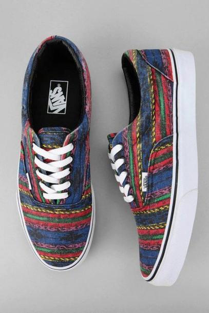 shoes vans bag