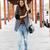 Tartan   boyfriend jeans: ciao Franciacorta!