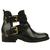 Boots ajourées // bottines  // SACHA
