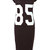 Black 85 Print T Shirt Jersey Dress at Fashion Union
