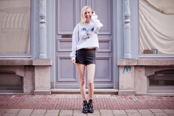 cocorosa sweater shorts shoes