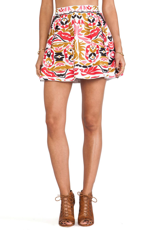 Antik Batik юбка orea в цвете Мульти   REVOLVE