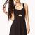 Cutout Skater Dress | FOREVER21 - 2040496564