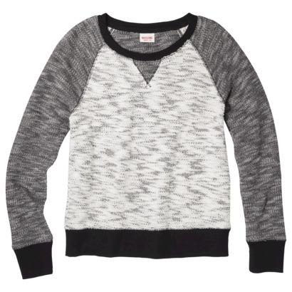 Mossimo Supply Co. Junior's Crewneck Sweatshirt ... : Target