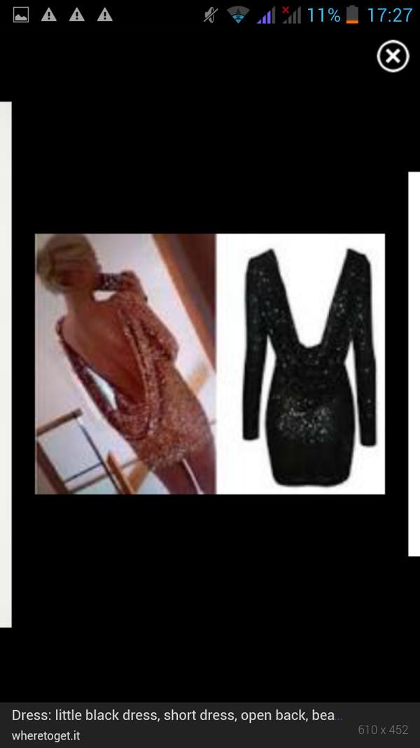 dress sequin dress little black dress mini dress clubwear sexy sexy dress pretty backless dress