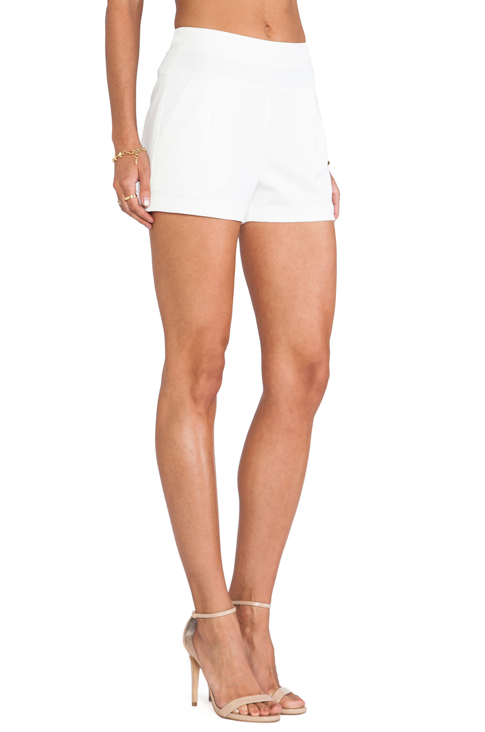 Trina Turk Fabiana Short in Whitewash | REVOLVE