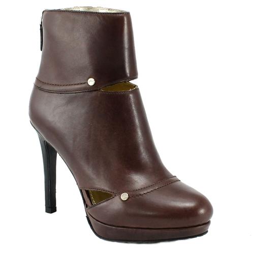 Shayne - Chocolate Leather