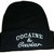 COCAINE & CAVIAR TOQUE — DIAMONDS & MILLIONAIRES
