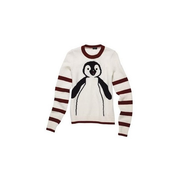 Out Of Order: [ WANT: Chanel Penguin sweater from years ago ] - Polyvore